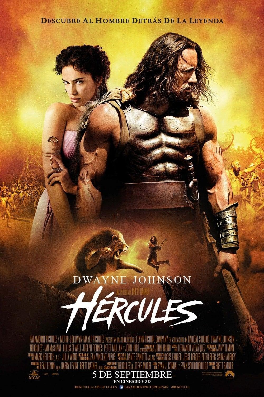"Plakat von ""Hercules"""