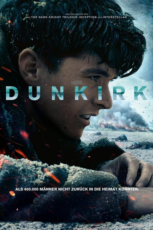 """Plakat von """"Dunkirk"""""""