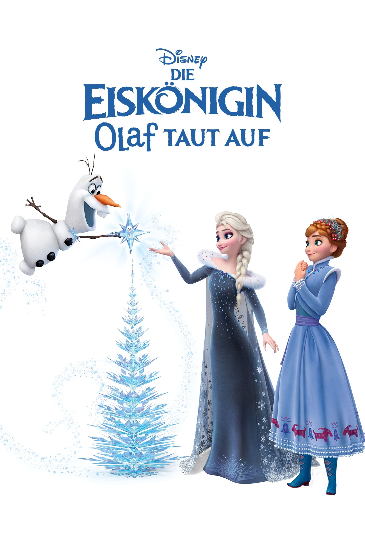 """Plakat von """"Die Eiskönigin - Olaf taut auf"""""""