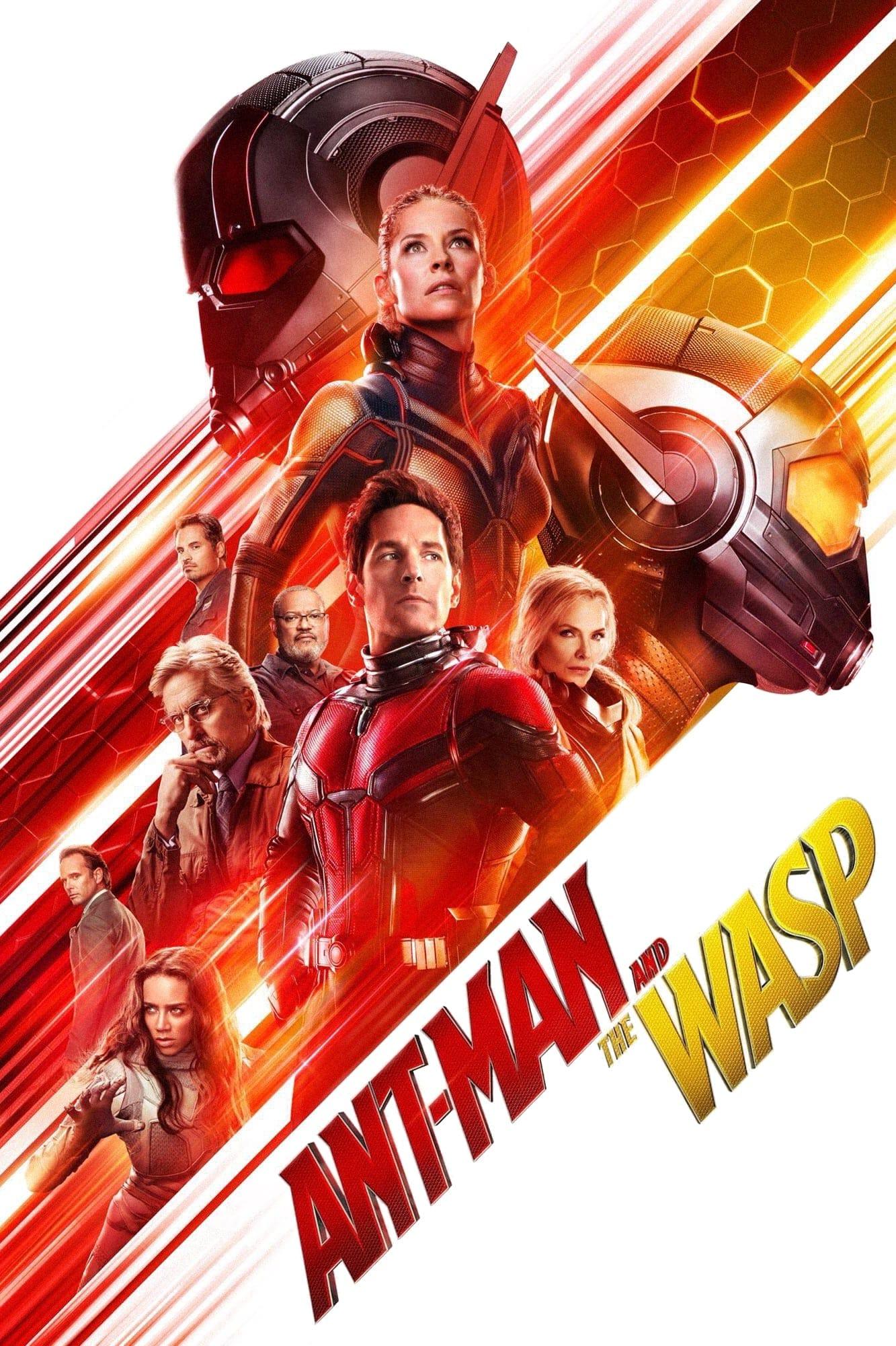 """Plakat von """"Ant-Man 2"""""""