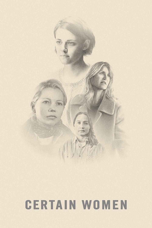 """Plakat von """"Certain Women"""""""