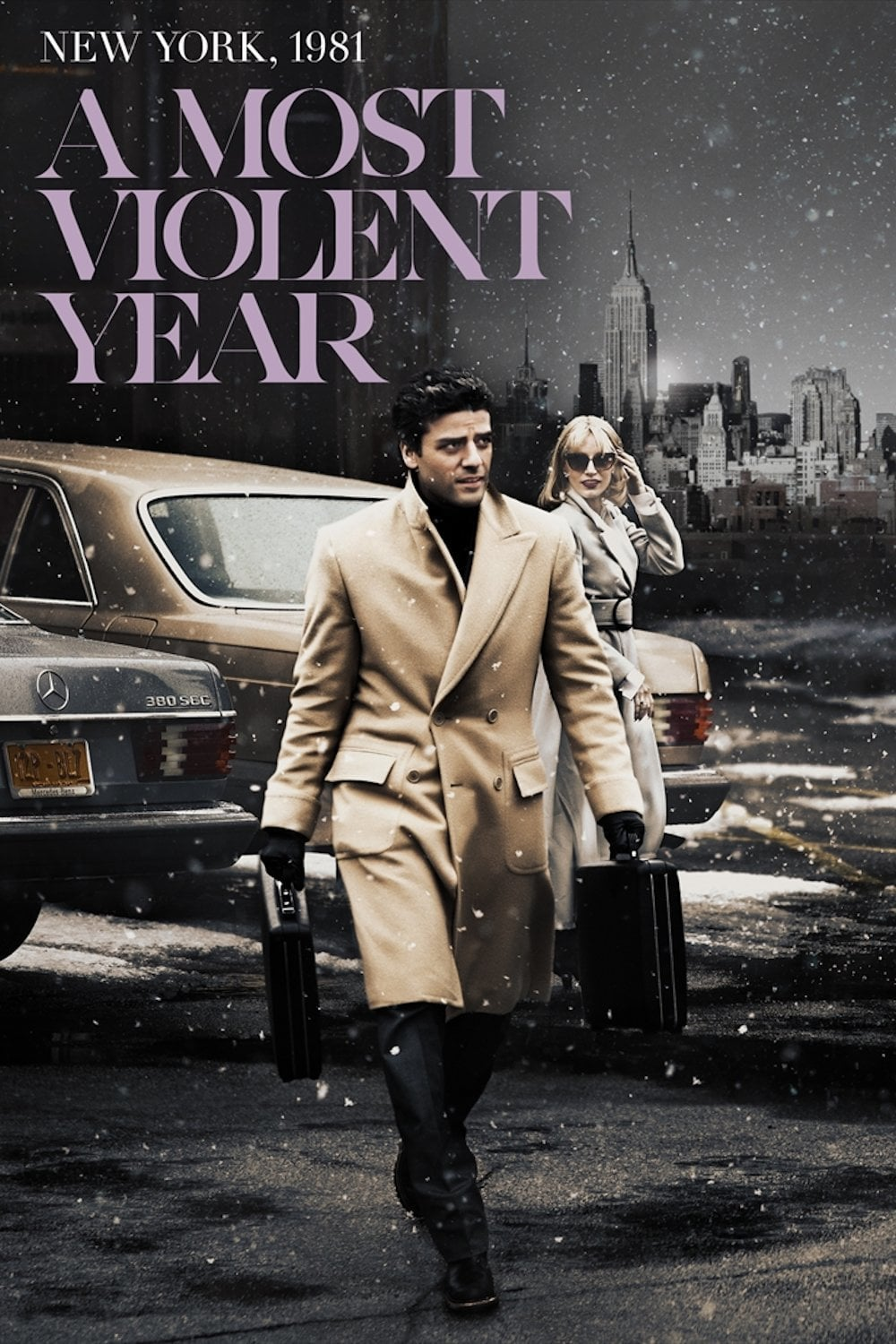 "Plakat von ""A Most Violent Year"""