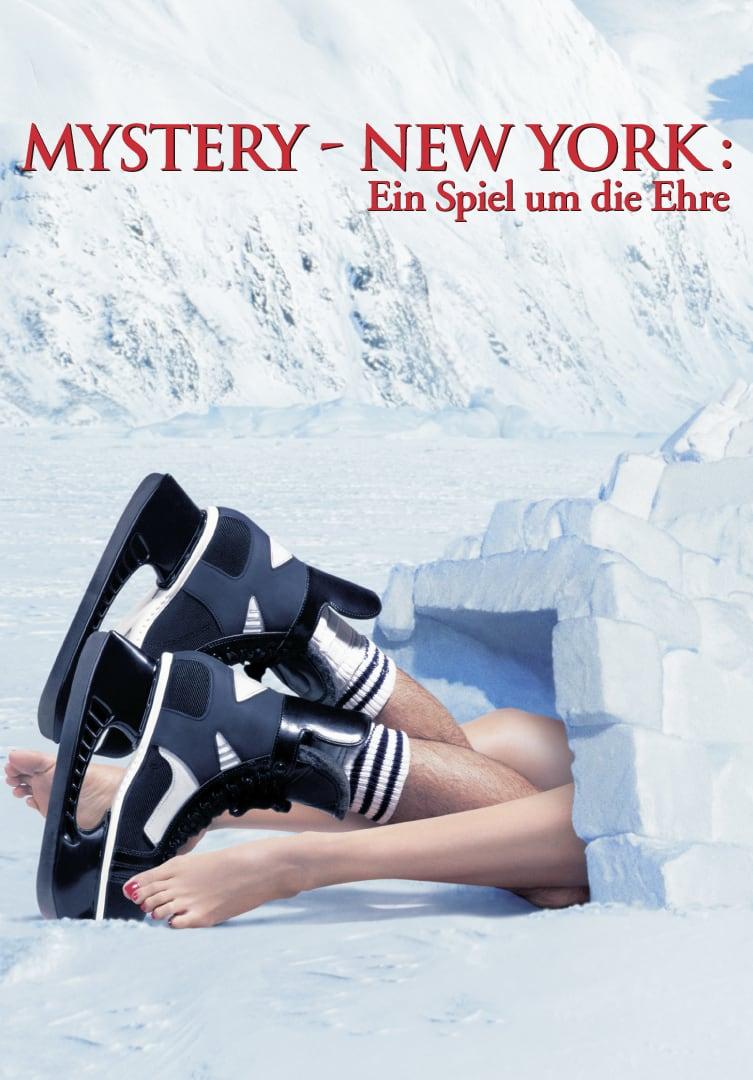 """Plakat von """"Mystery - New York: Ein Spiel um die Ehre"""""""