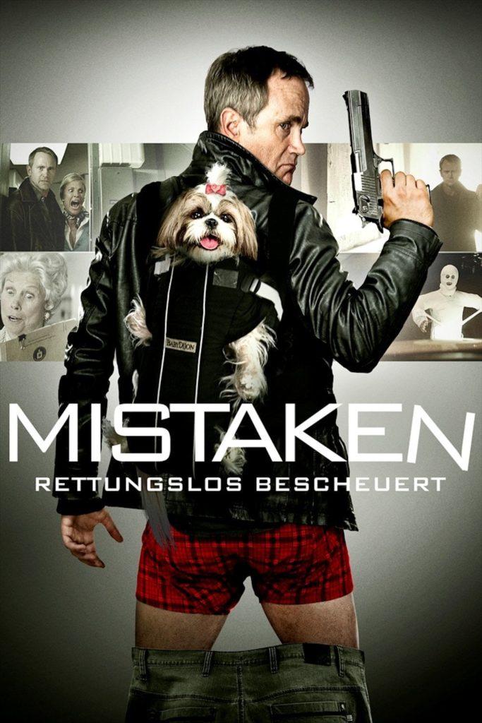 """Plakat von """"Mistaken - Rettungslos bescheuert"""""""