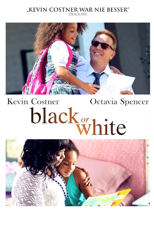 """Plakat von """"Black or White"""""""
