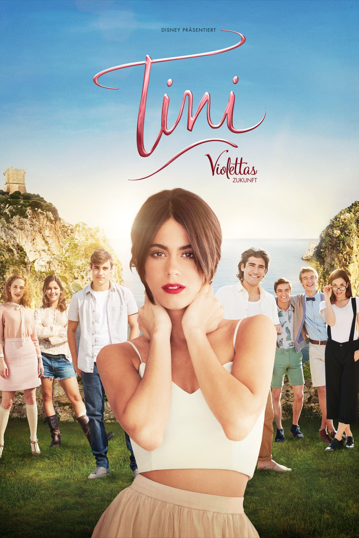 """Plakat von """"Tini - Violettas Zukunft"""""""