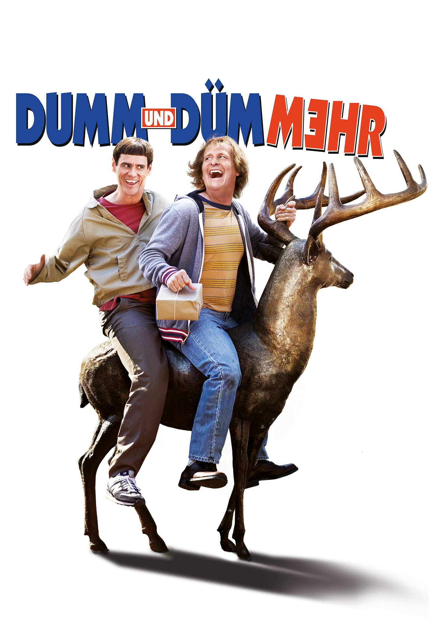 """Plakat von """"Dumm und Dümmehr"""""""