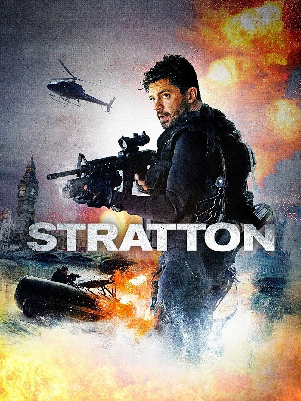 """Plakat von """"Stratton"""""""