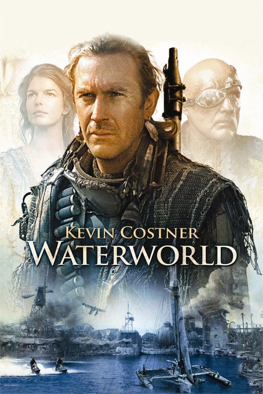 """Plakat von """"Waterworld"""""""