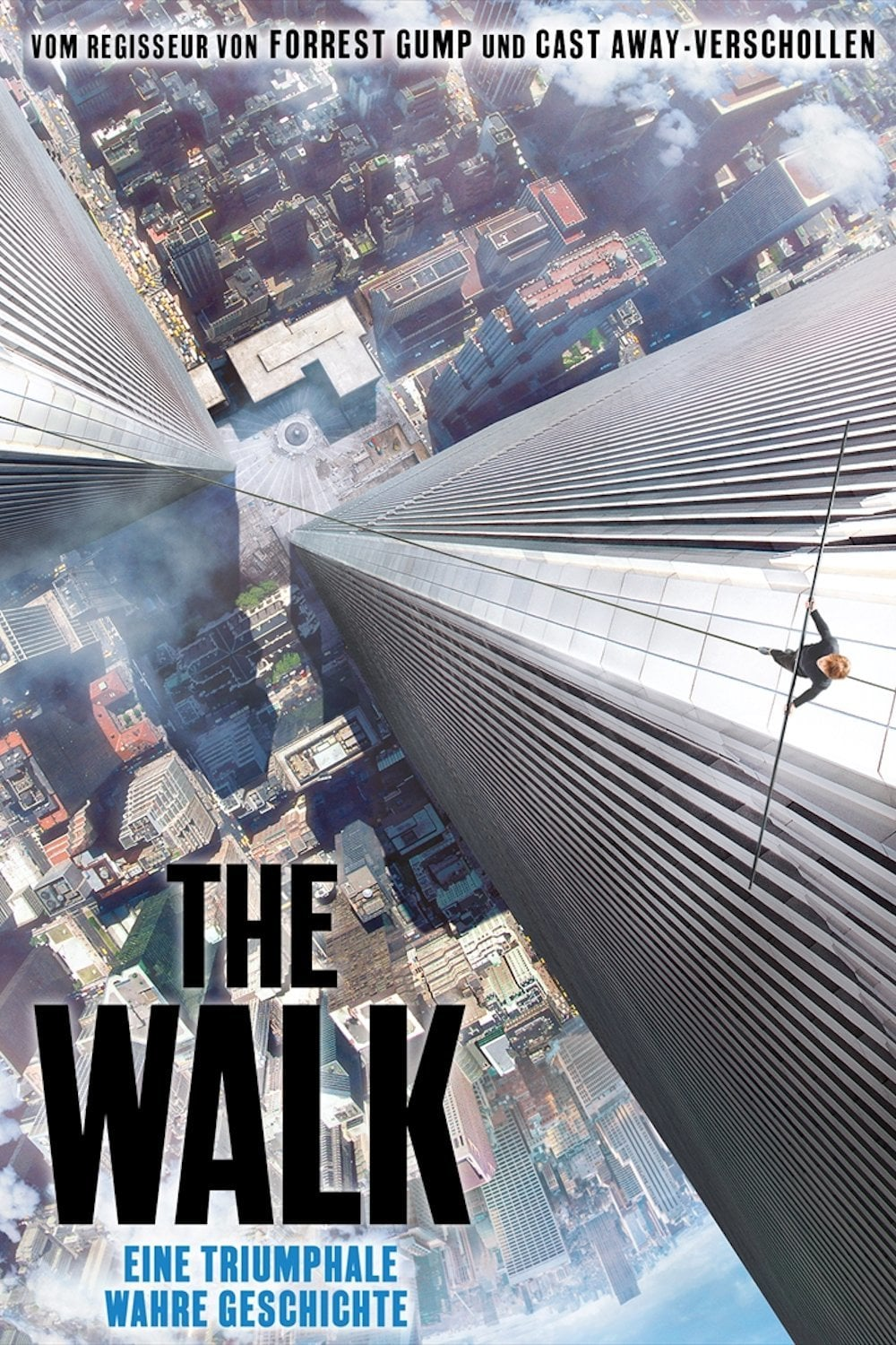 "Plakat von ""The Walk"""