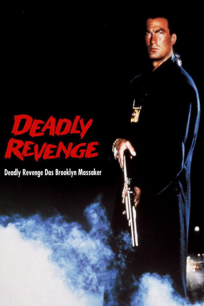 """Plakat von """"Deadly Revenge – Das Brooklyn Massaker"""""""