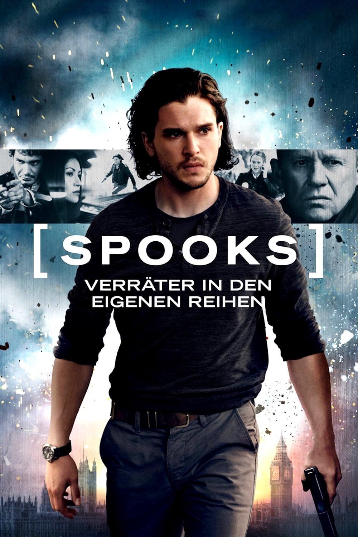 """Plakat von """"Spooks - Verräter in den eigenen Reihen"""""""