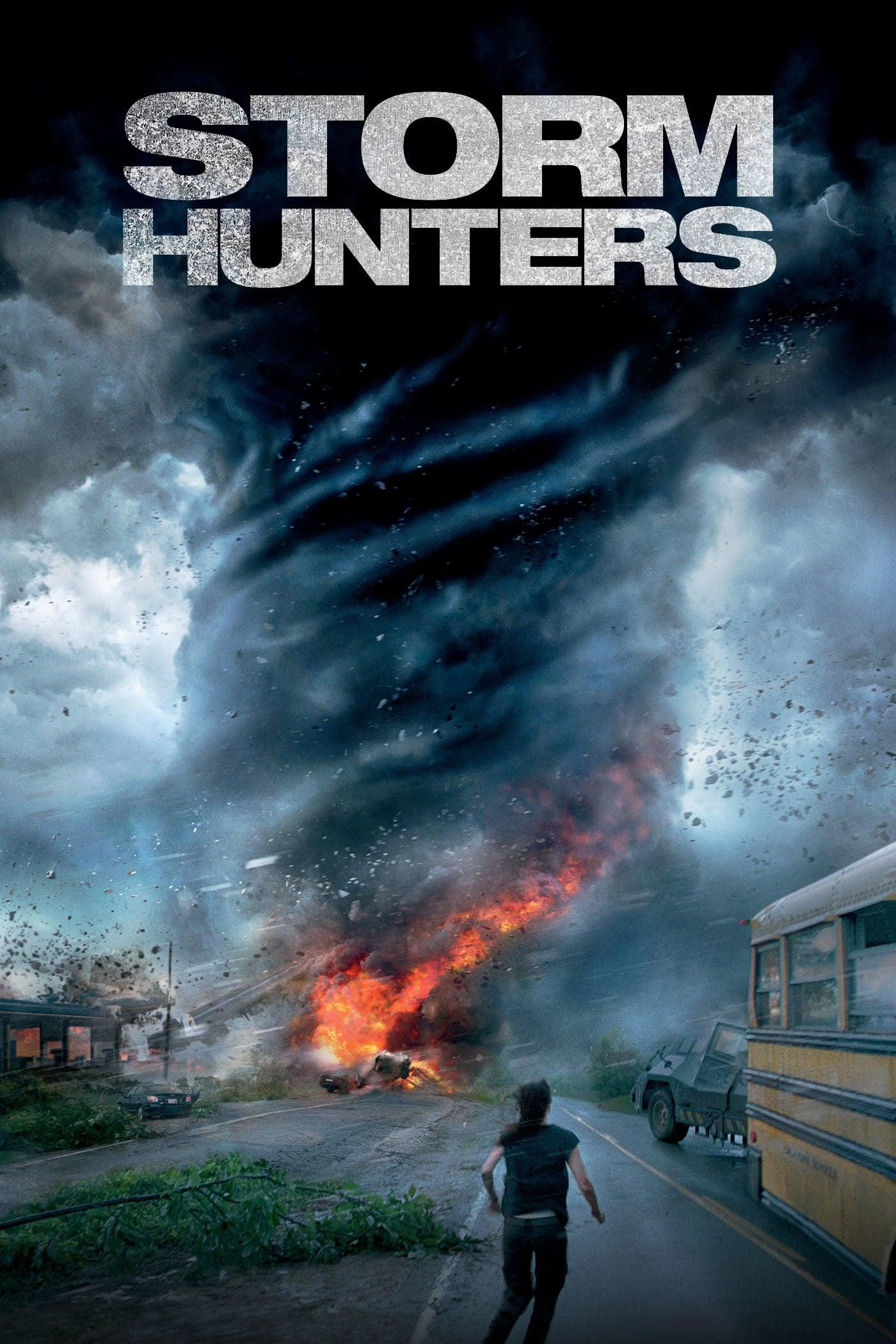 "Plakat von ""Storm Hunters"""