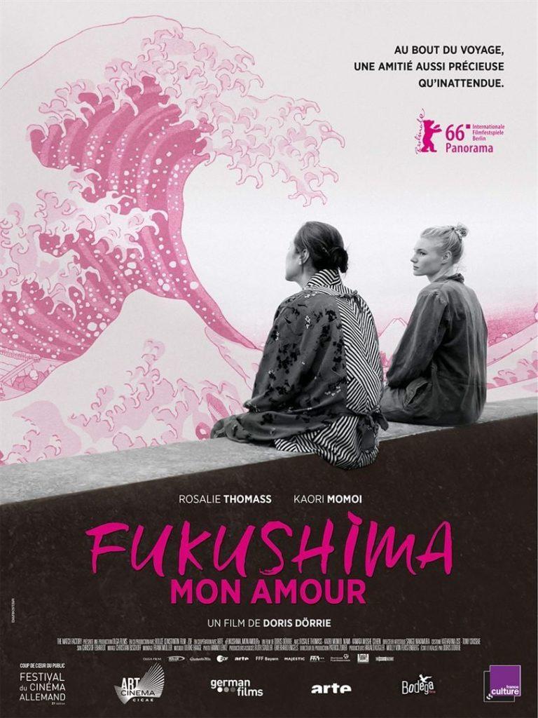 "Plakat von ""Grüße aus Fukushima"""