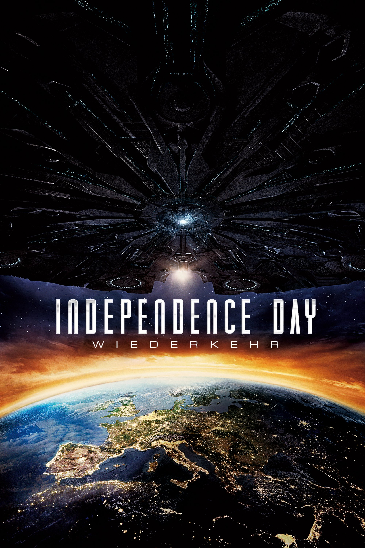 """Plakat von """"Independence Day - Wiederkehr"""""""