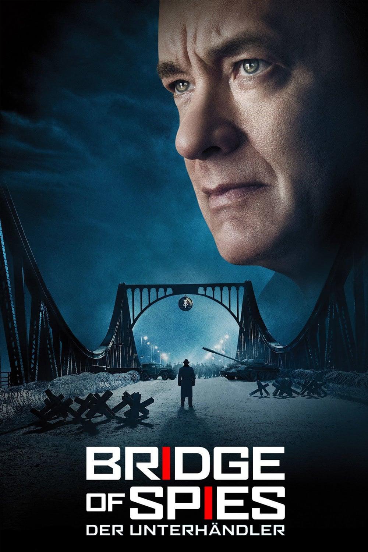 """Plakat von """"Bridge of Spies: Der Unterhändler"""""""