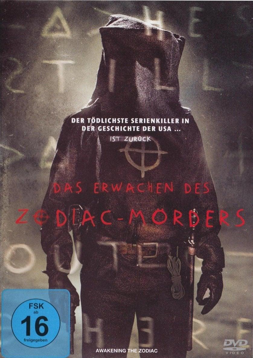 """Plakat von """"Das Erwachen des Zodiac-Mörders"""""""