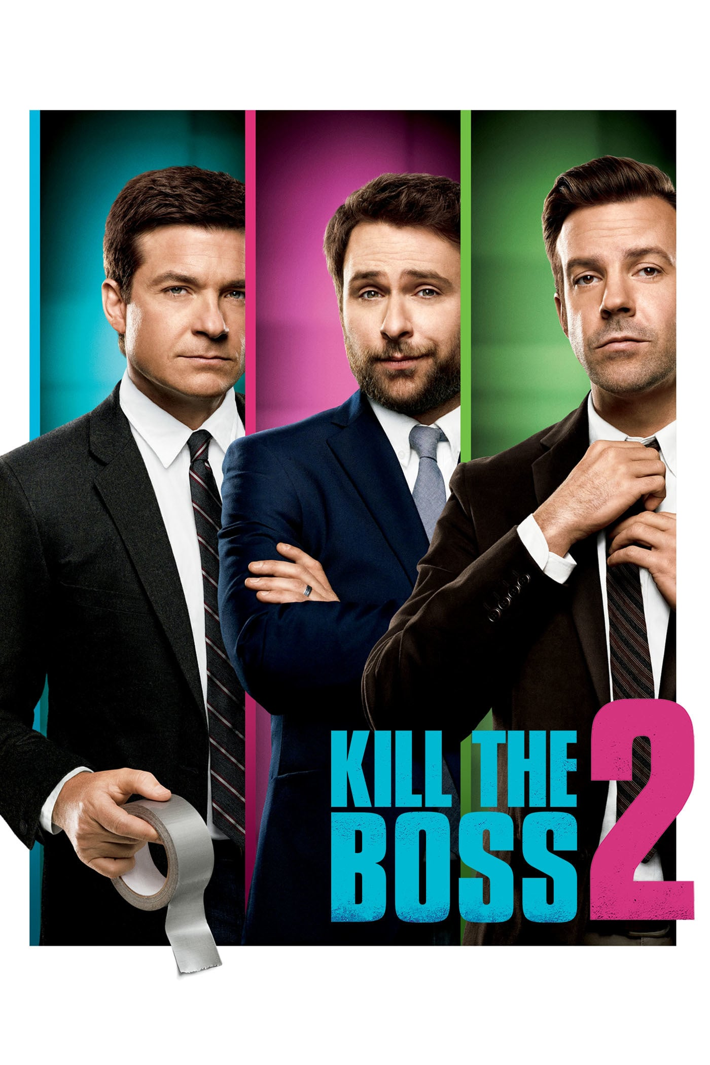"Plakat von ""Kill the Boss 2"""