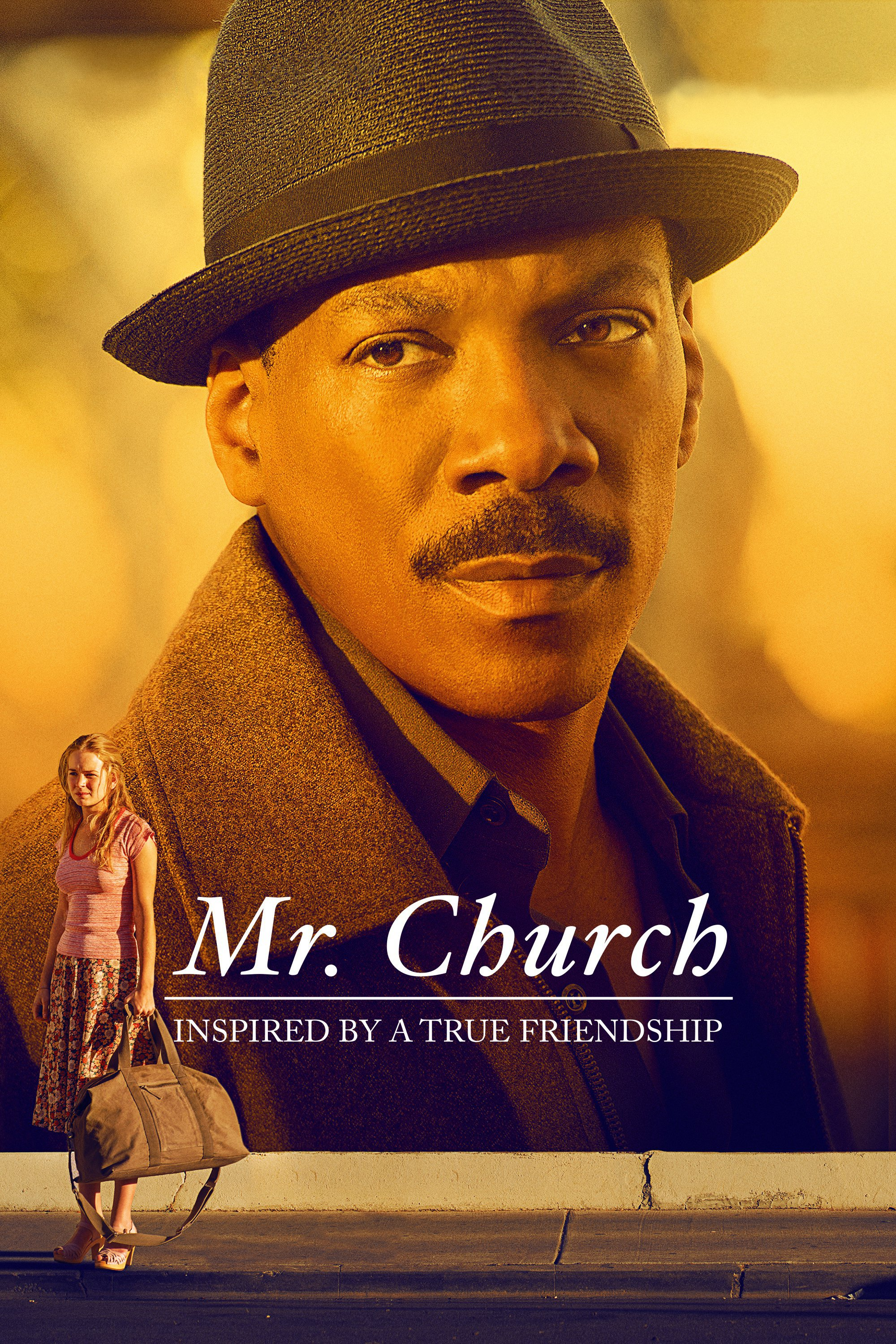 "Plakat von ""Mr. Church"""