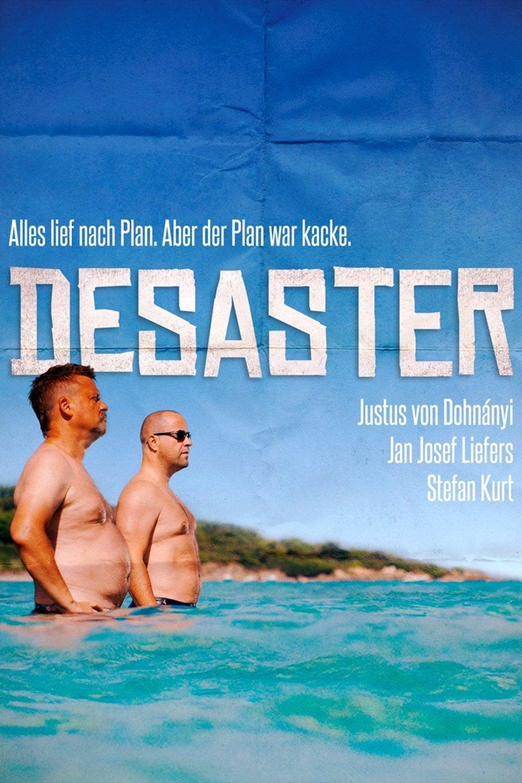 """Plakat von """"Desaster"""""""