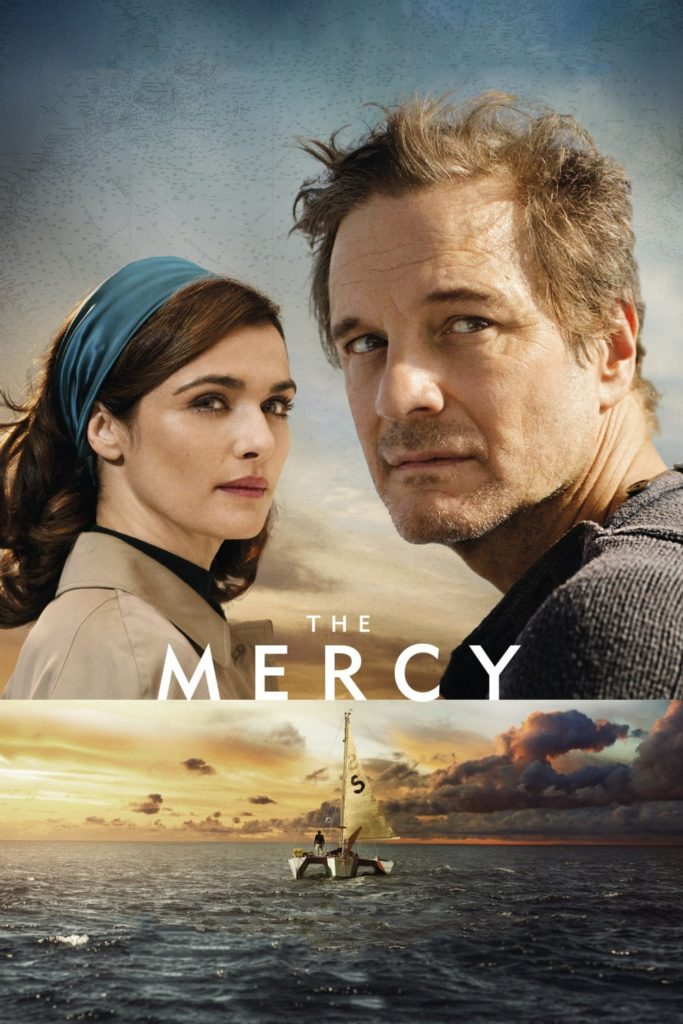 "Plakat von ""The Mercy"""