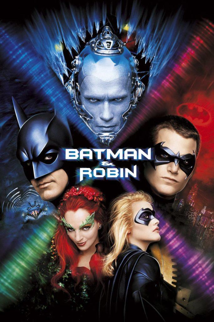 """Plakat von """"Batman & Robin"""""""