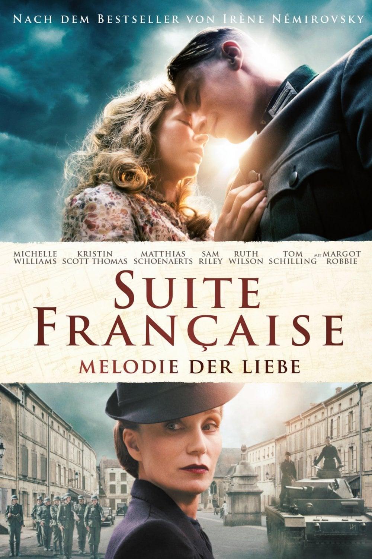 """Plakat von """"Suite française – Melodie der Liebe"""""""