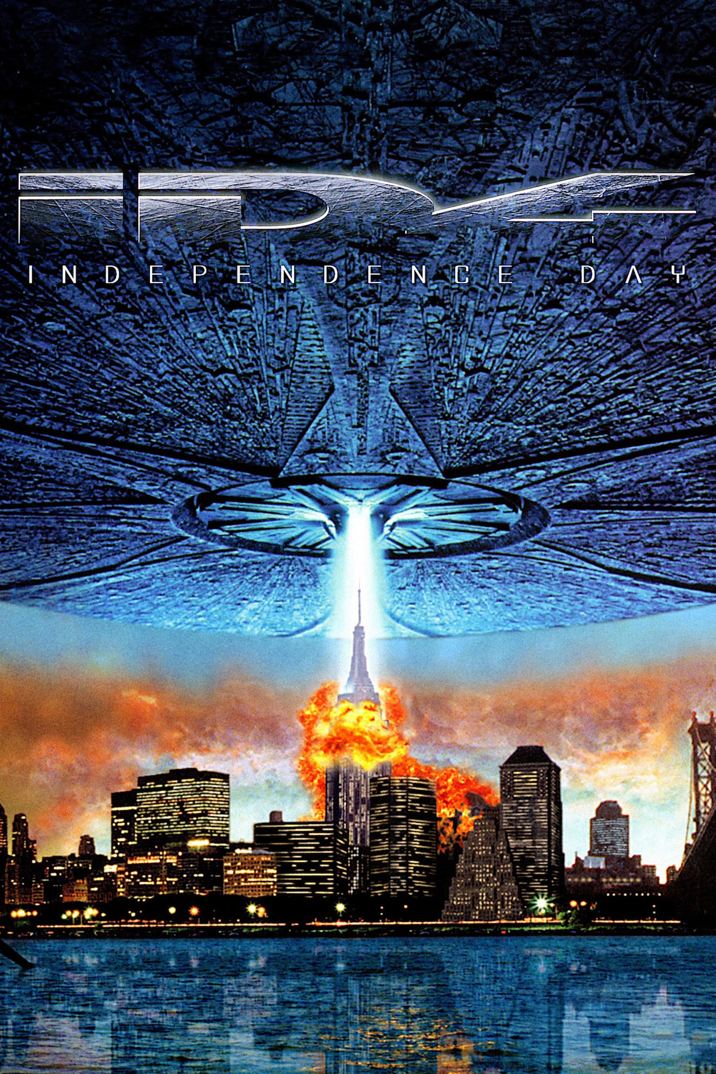 "Plakat von ""Independence Day"""