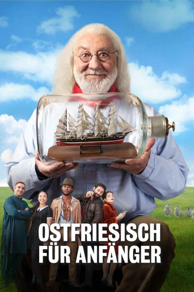 """Plakat von """"Ostfriesisch für Anfänger"""""""