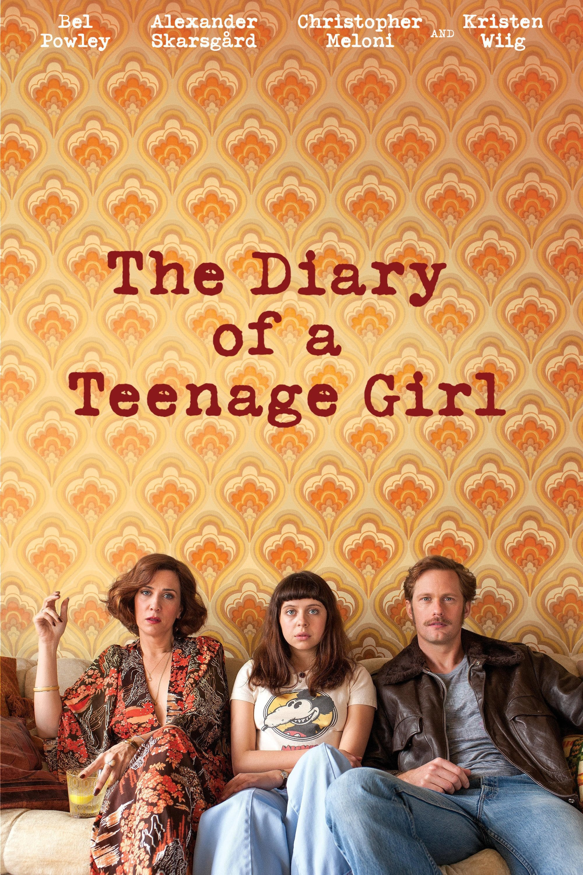"""Plakat von """"The Diary of a Teenage Girl"""""""