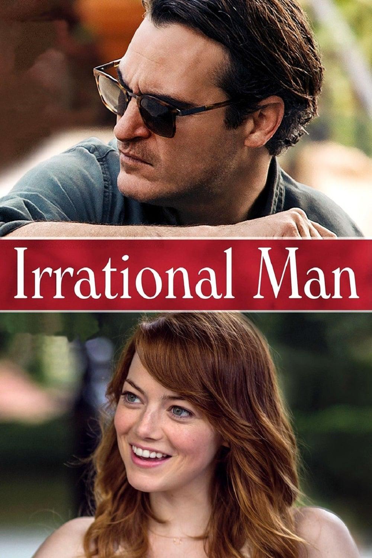 """Plakat von """"Irrational Man"""""""