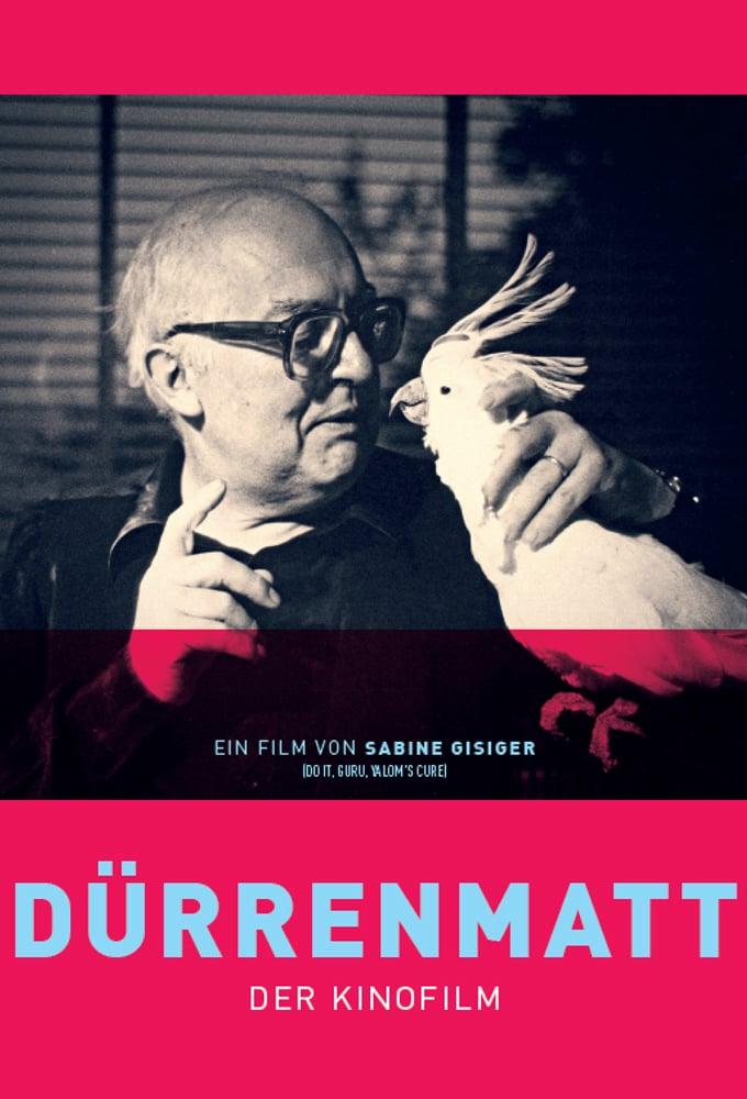 "Plakat von ""Dürrenmatt - A Love Story"""