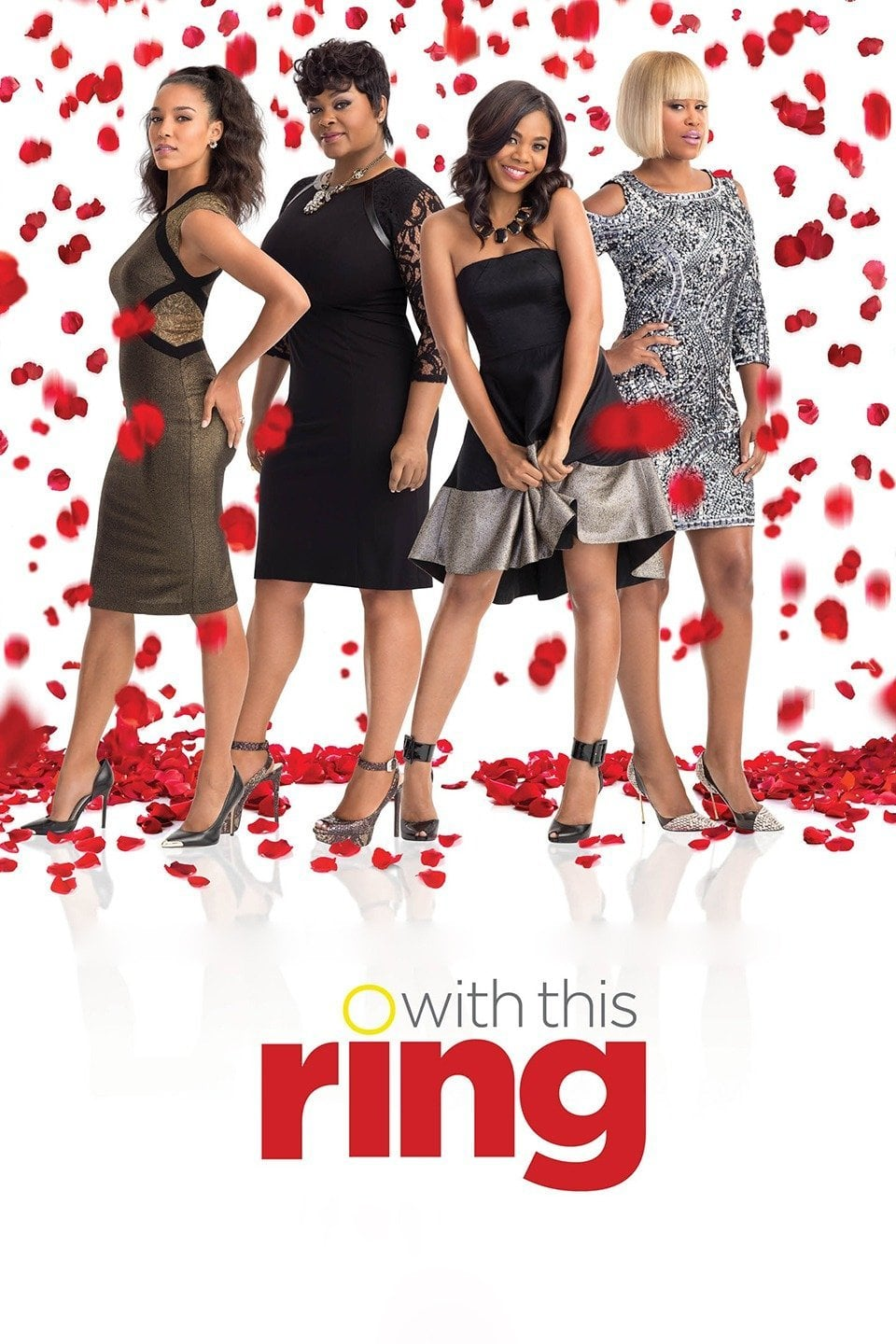 "Plakat von ""With This Ring"""