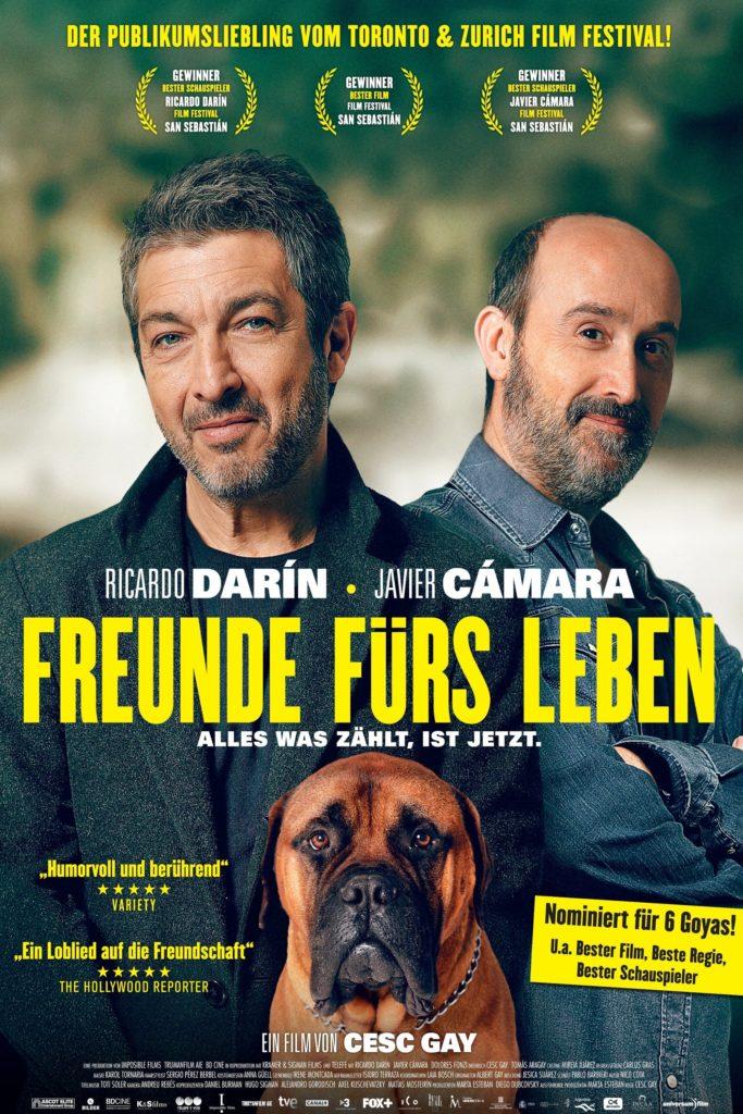 """Plakat von """"Freunde fürs Leben"""""""