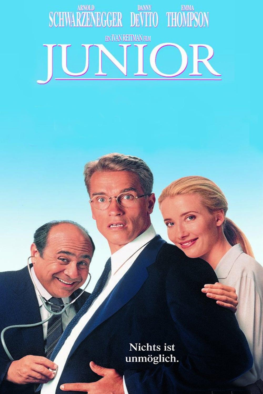 """Plakat von """"Junior"""""""