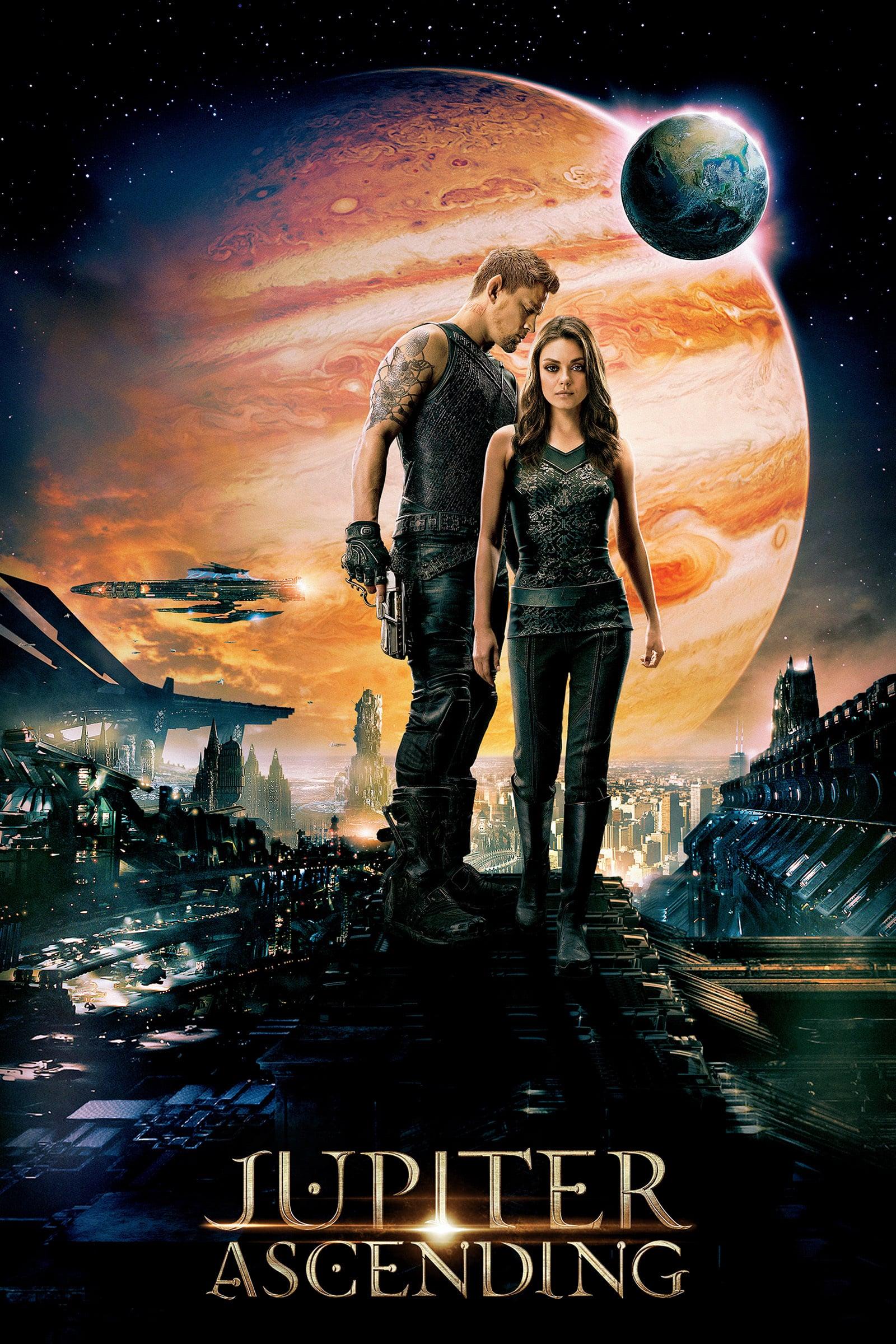 "Plakat von ""Jupiter Ascending"""