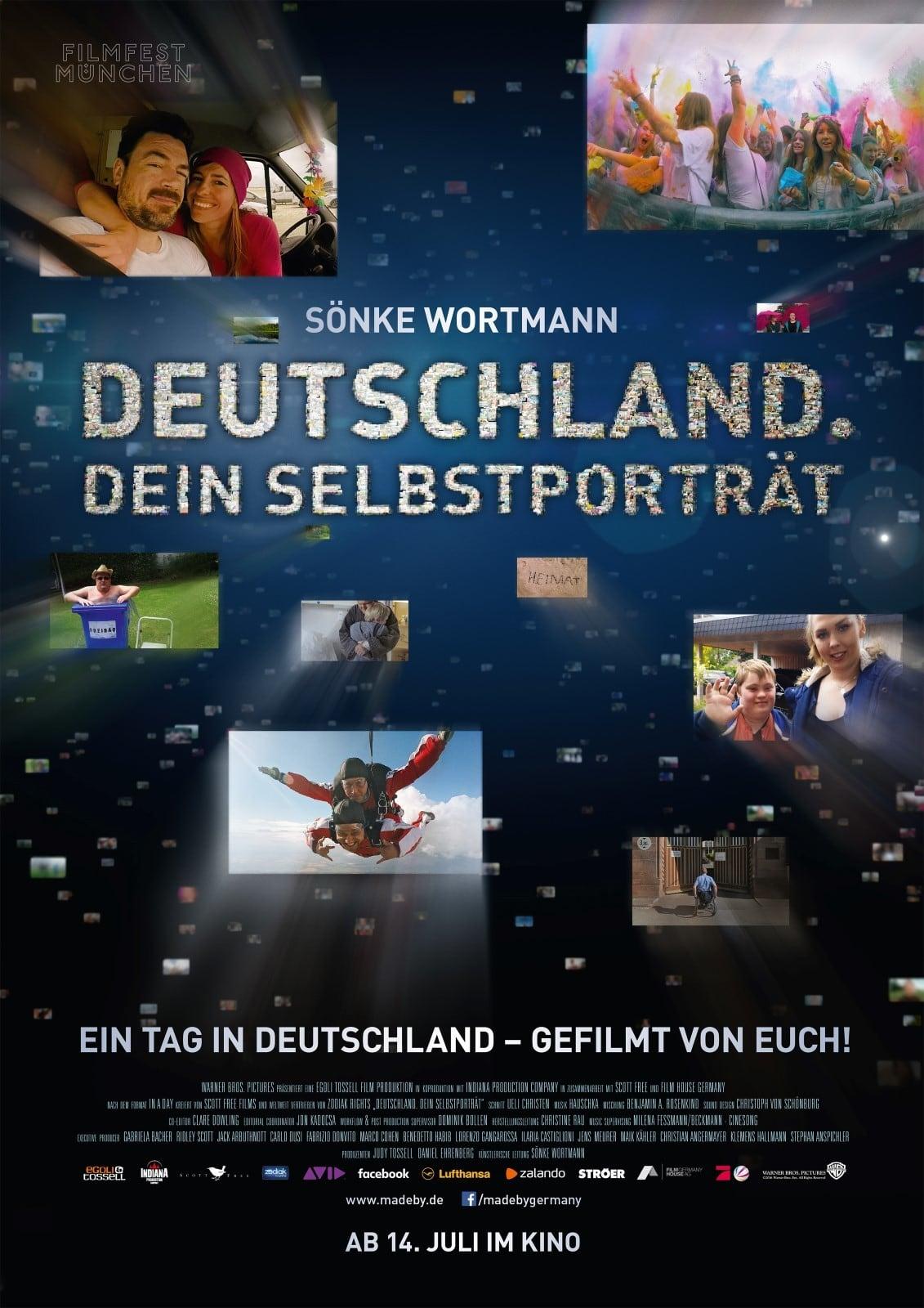 """Plakat von """"Deutschland. Made by Germany"""""""