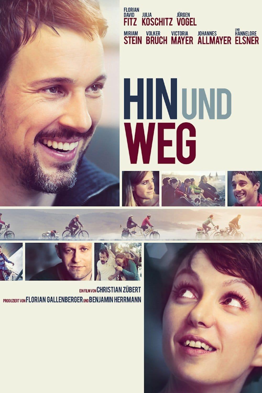 """Plakat von """"Hin und Weg"""""""