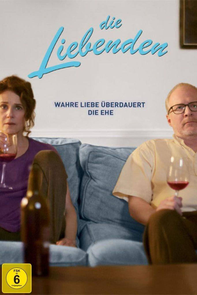 """Plakat von """"Die Liebenden"""""""
