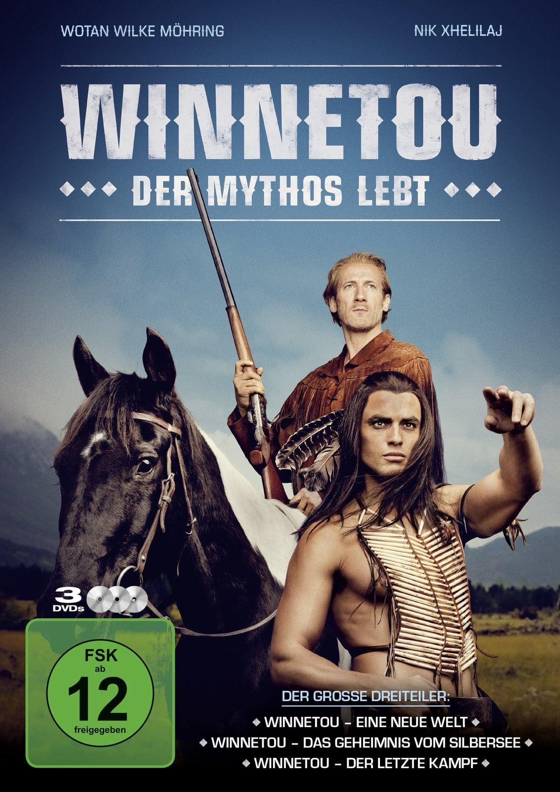 """Plakat von """"Winnetou: Eine neue Welt"""""""