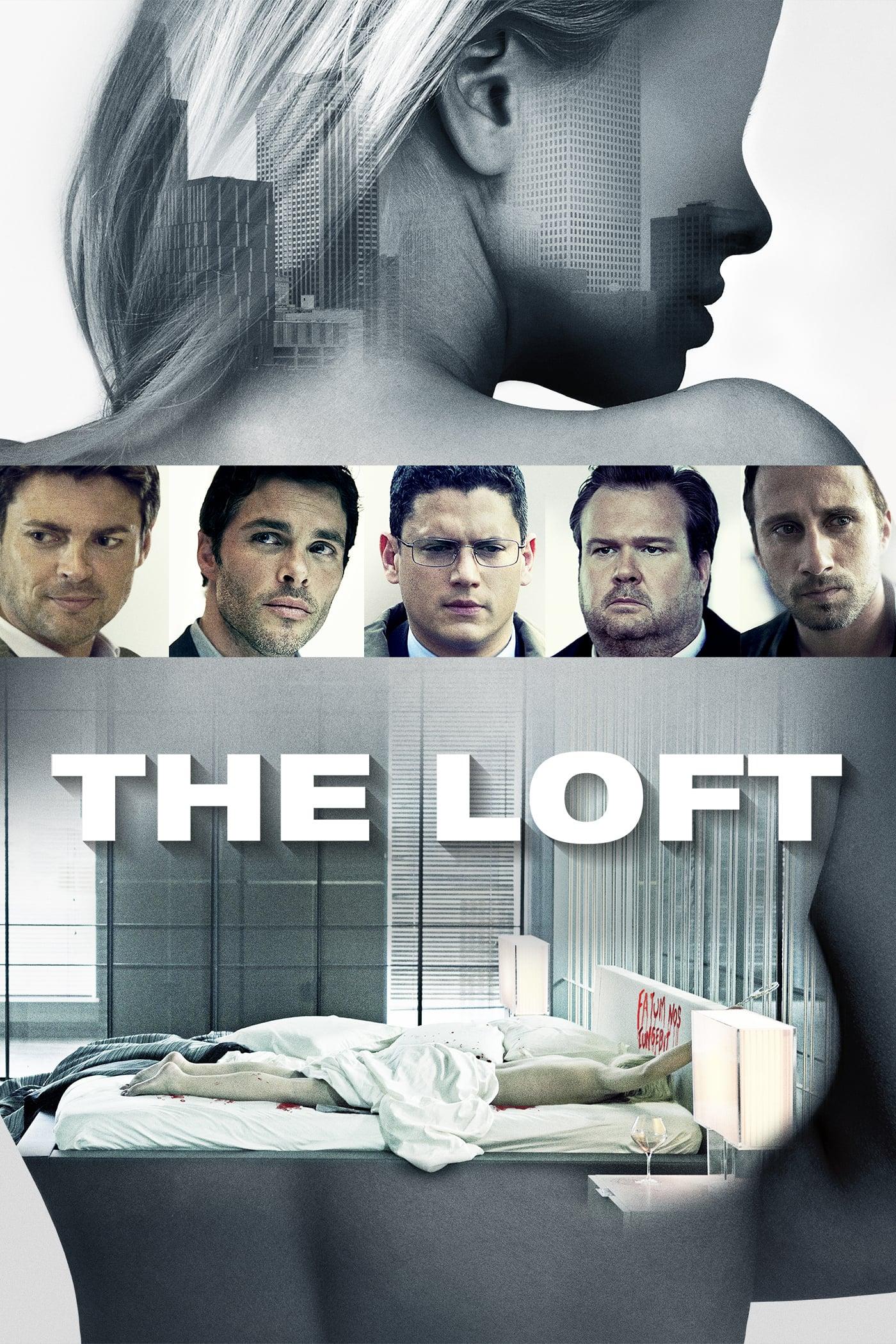 """Plakat von """"The Loft"""""""