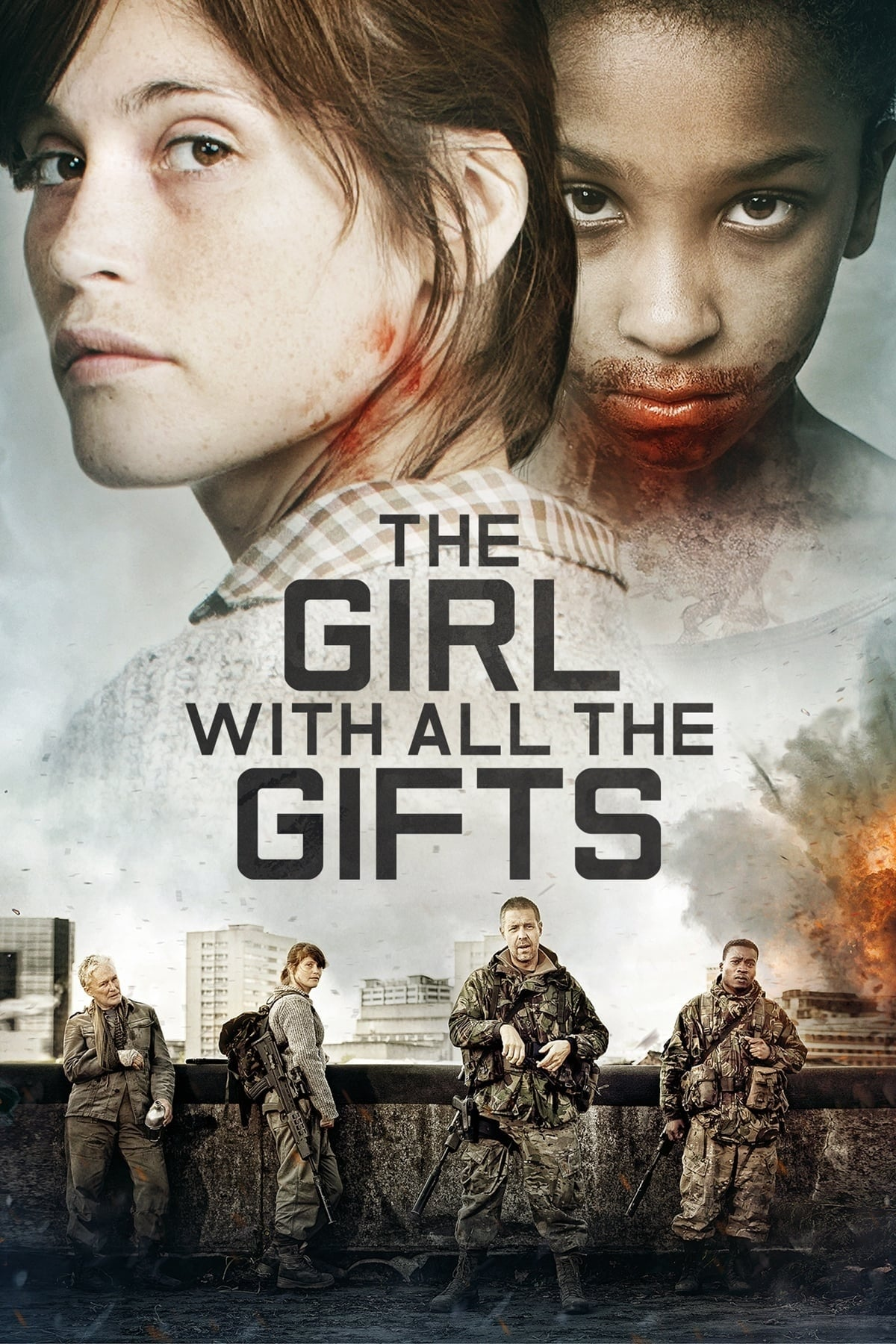"""Plakat von """"The Girl with All the Gifts"""""""