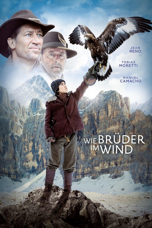 """Plakat von """"Wie Brüder im Wind"""""""