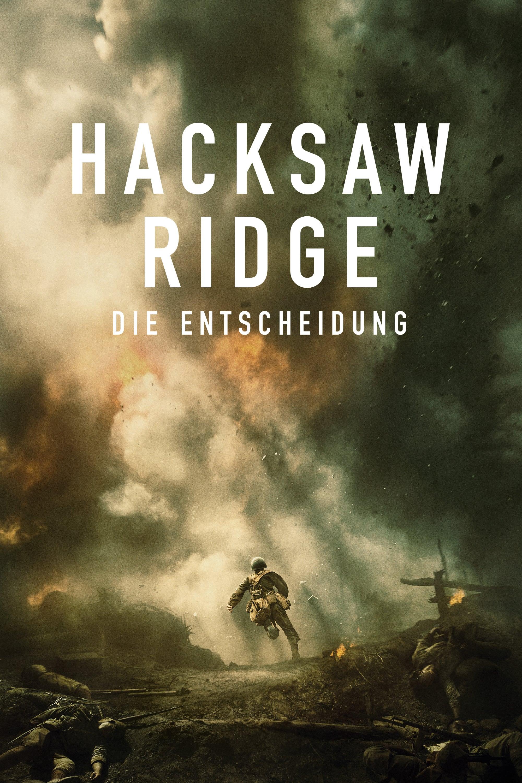 """Plakat von """"Hacksaw Ridge – Die Entscheidung"""""""
