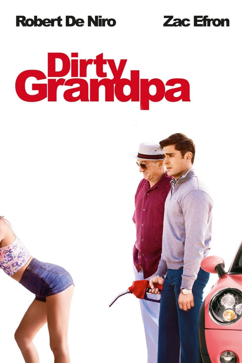 "Plakat von ""Dirty Grandpa"""