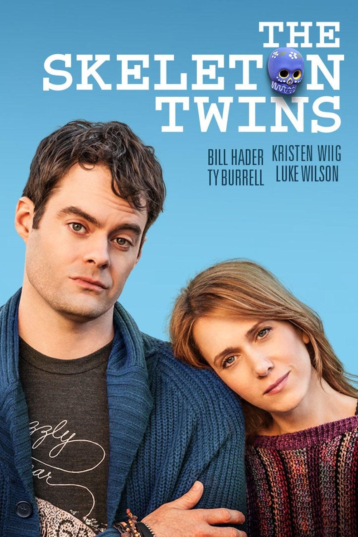 """Plakat von """"The Skeleton Twins"""""""