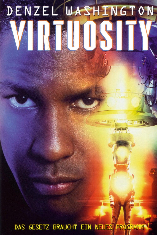 """Plakat von """"Virtuosity"""""""