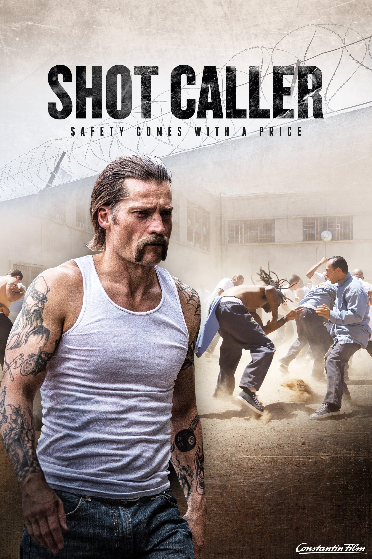 """Plakat von """"Shot Caller"""""""