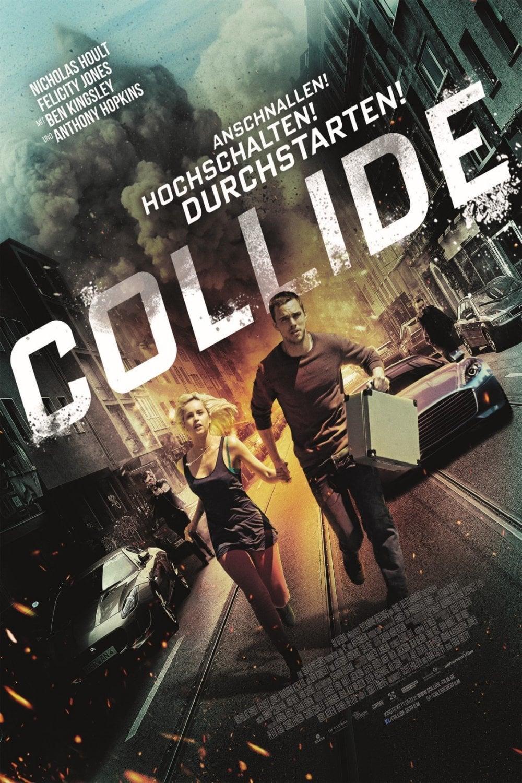 """Plakat von """"Collide"""""""