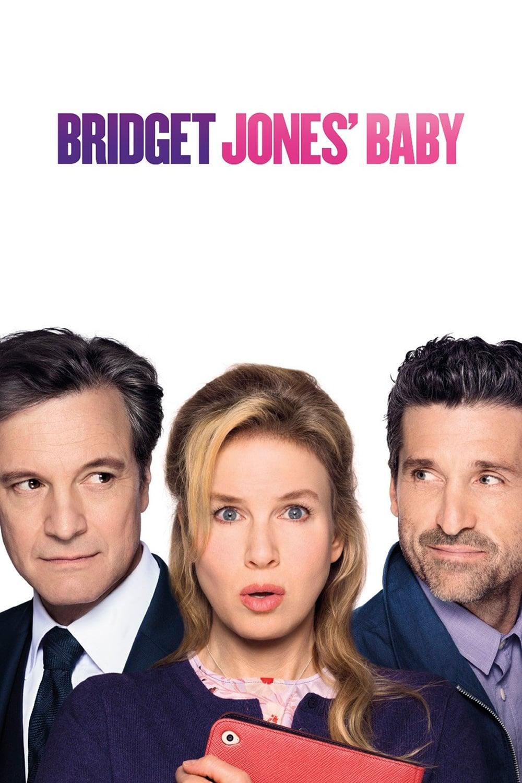 """Plakat von """"Bridget Jones' Baby"""""""